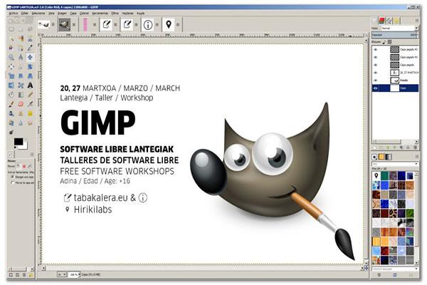 نرم افزار گیمپ